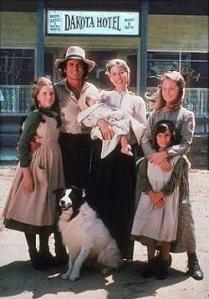 Mundo retro grandes series de la televisi n la casa de - Laura ingalls la casa de la pradera ...